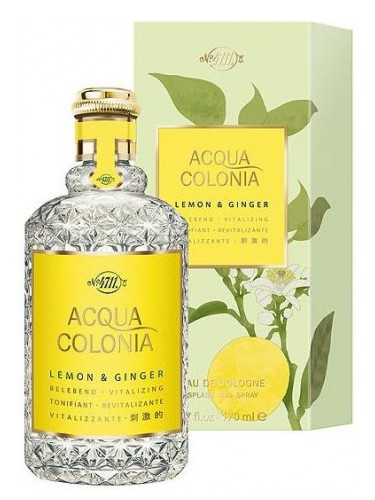 "Acqua Colonia ""Lemon & Ginger"" 170ml. Testeris"