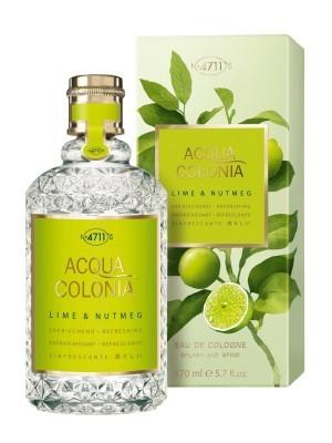 "Acqua Colonia ""Lime & nutmeg"" 170ml. Testeris"