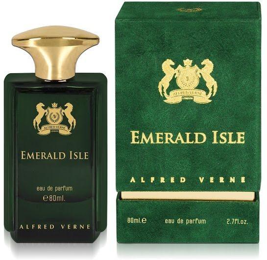 """Alfred Verne """"Emerald Isle"""" 80ml. EDP"""