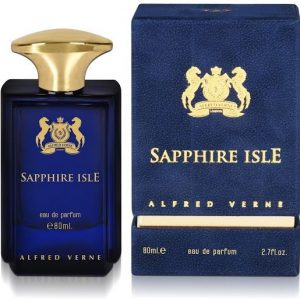 """Alfred Verne """"Sapphire Isle"""" 80ml. EDP"""