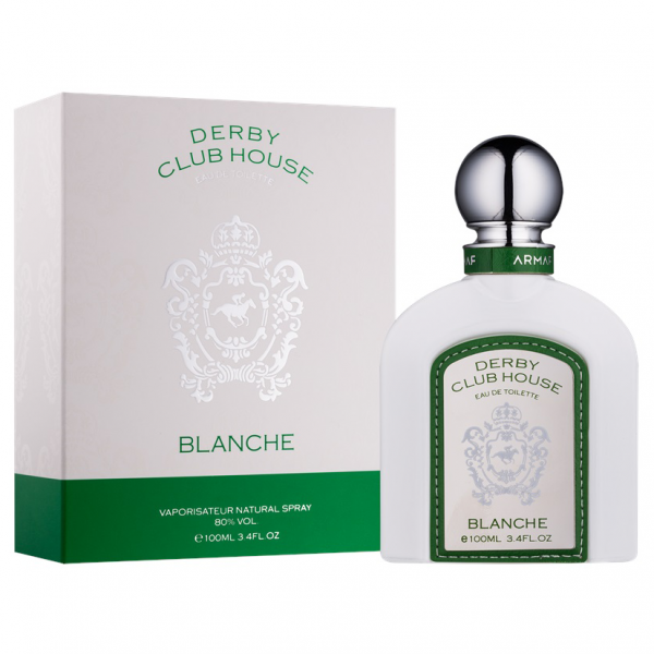 "Armaf ""Derby Club House Blanche"" 100ml. EDT"
