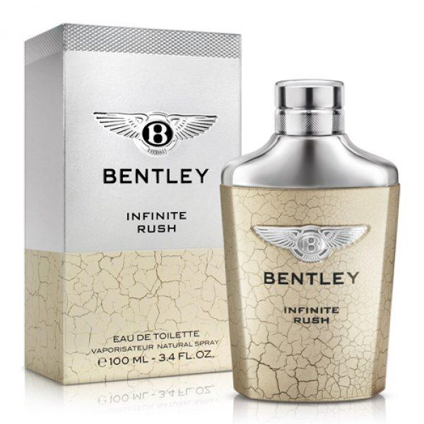"Bentley ""Infinite Rush"" 100ml. EDT Testeris"