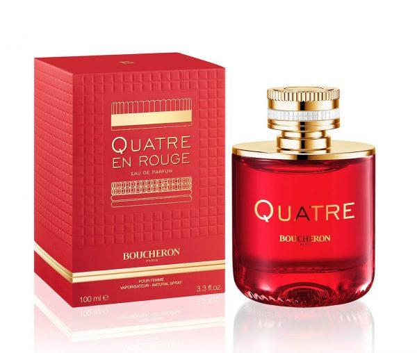 """Boucheron """"Quatre En Rouge"""" 100ml. EDP"""