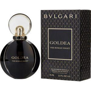 "Bvlgari ""Goldea Th Roman Night"" 75ml. EDP Testeris"