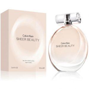 """Calvin Klein """"Sheer Beauty"""" 100ml. EDT"""