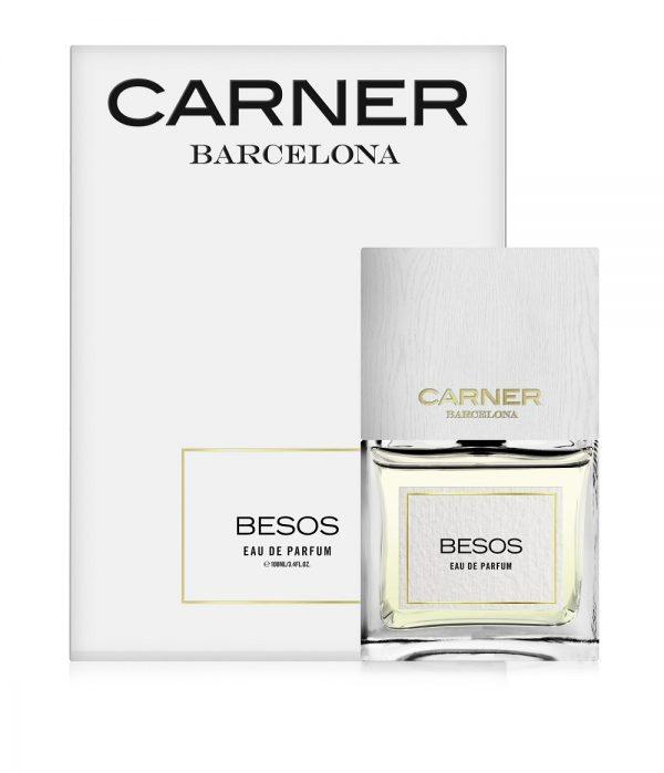 "Carner Barcelona ""Besos"" 100ml. EDP Testeris"