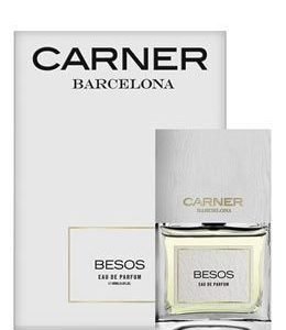 "Carner Barcelona ""Besos"" 50ml. EDP Testeris"