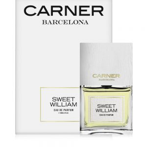 "Carner Barcelona ""Sweet William"" 100ml. EDP Testeris"