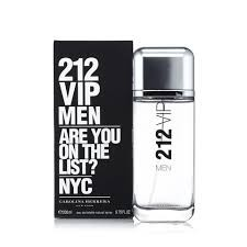 "Carolina Herrera ""212 VIP MEN"" 100ml. EDT Testeris"