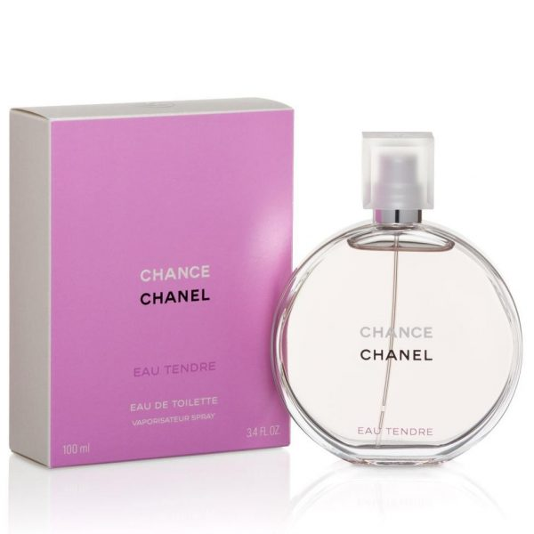 "Chanel Chance ""Eau Tendre"" 100ml. EDT Testeris"