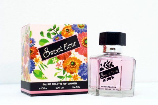 "COSMO DESIGNS -  ""Sweet Fleur"" 100ml."