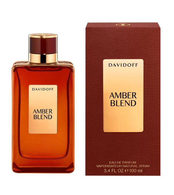 "Davidoff ""Amber Blend"" 100ml. EDP"