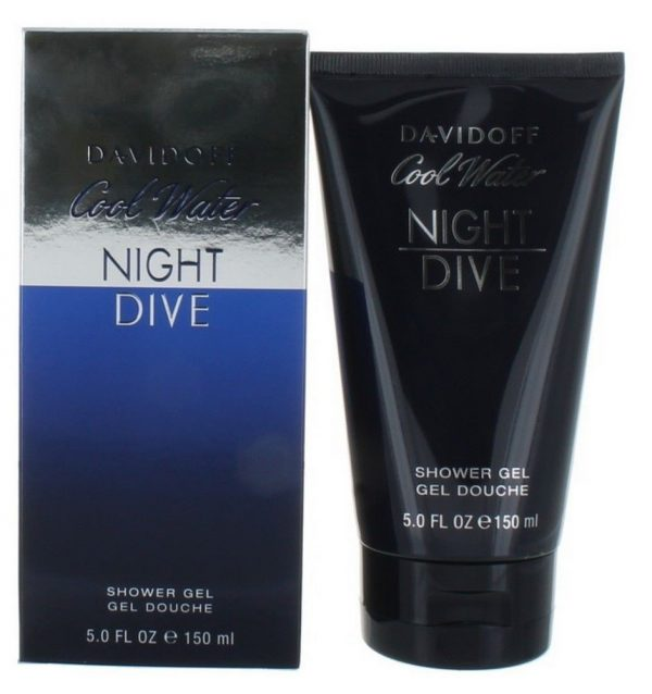 "DAVIDOFF ""Cool Water Night Dive"" 150ml."