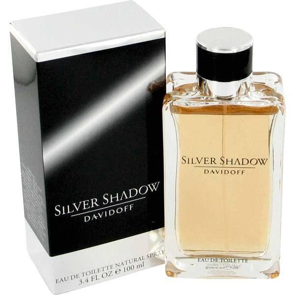 "Davidoff ""Silver Shadow"" 100ml. EDT"