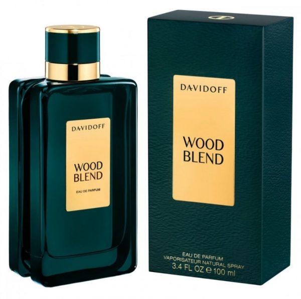 "Davidoff ""Wood Blend"" 100ml. EDP"
