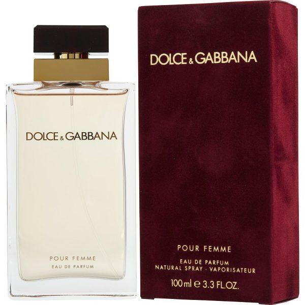 """D&G """"Pour Femme"""" 75ML."""
