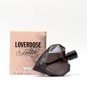 "Diesel ""Loverdose Tattoo"" 75ml. EDP Testeris"
