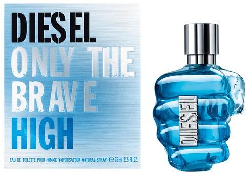 "Diesel ""Only The Brave High"" 75ml. EDT Testeris"