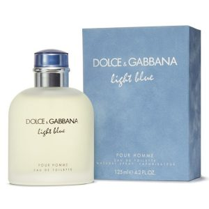 "Dolce&Gabbana ""Light Blue Pour Homme"" 125ml. EDT Testeris"