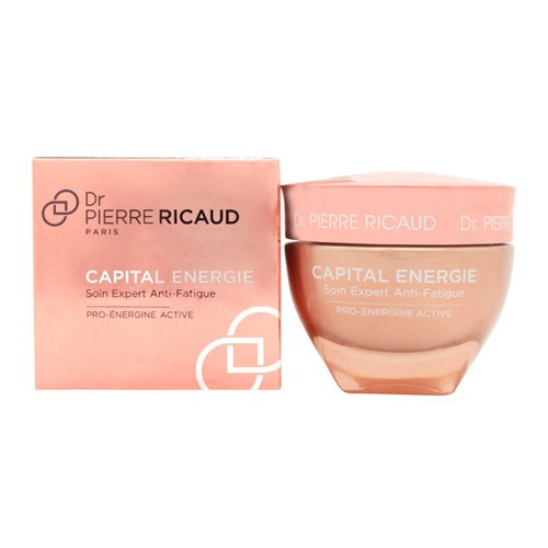 "Dr. Pierre Ricaud ""Capital Energie"" 40ml. Veido kremas"