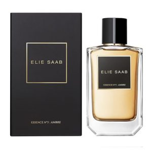 "Elie Saab ""Essence No 3: Ambre"" 100ml. EDP"