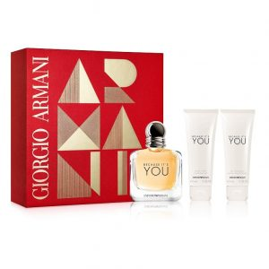 "Emporio Armani ""Because It's You"" Rinkinys"