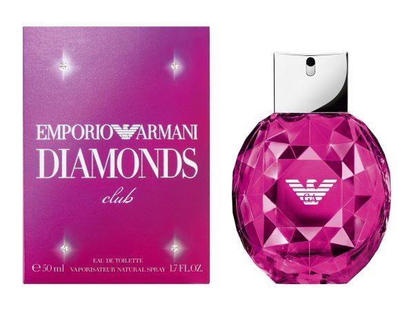"Emporio Armani ""Diamonds Club"" 50ml. EDT Testeris"