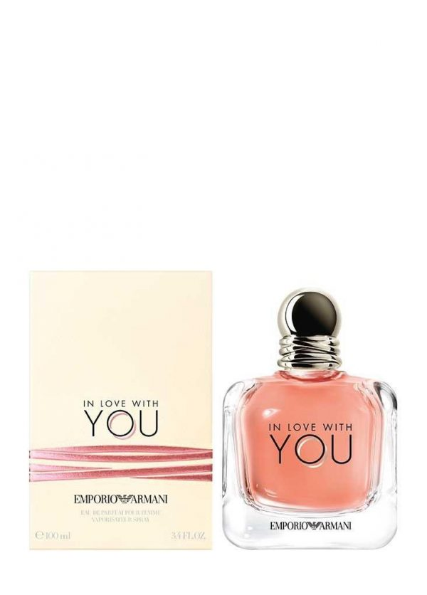 "Emporio Armani ""In Love With You"" 100ml. EDP"
