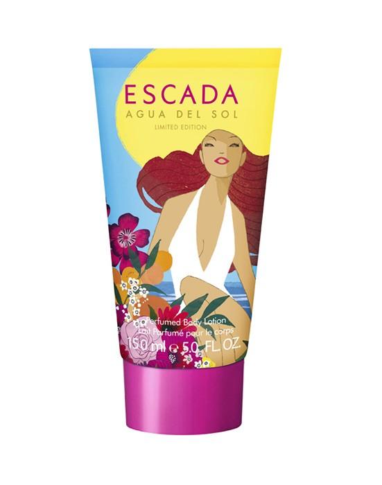 """Escada """"Agua Del Sol"""" Kūno losjonas 150ml."""
