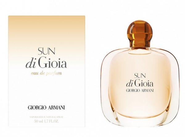 "Giorgio Armani ""Sun di Gioia"" 50ml. EDP Testeris"