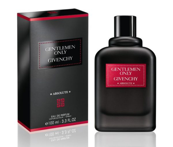 """Givenchy """"Gentlemen Only Absolute"""" 100ml. EDP Testeris"""