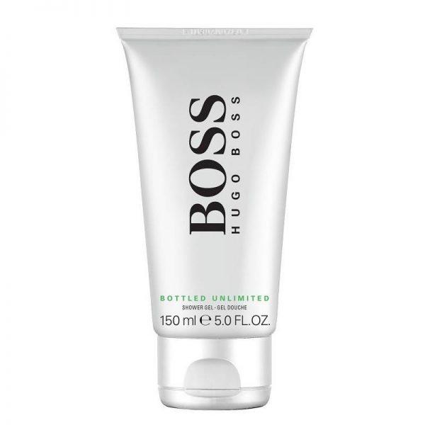 """Hugo Boss """"Boss Bottled Unlimited"""" 150ml. Dušo gelis"""