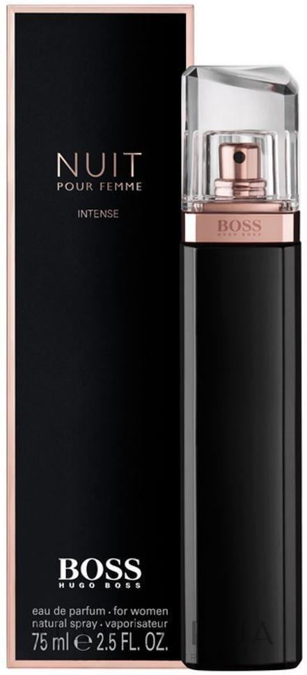 """Hugo Boss """"Boss Nuit Pour Femme Intense"""" 75ml. EDP"""