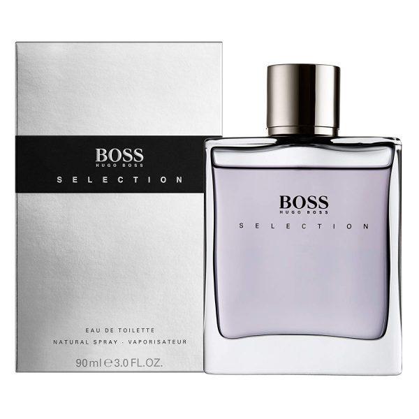 """Hugo Boss """"Boss Selection"""" 90ml. EDT"""