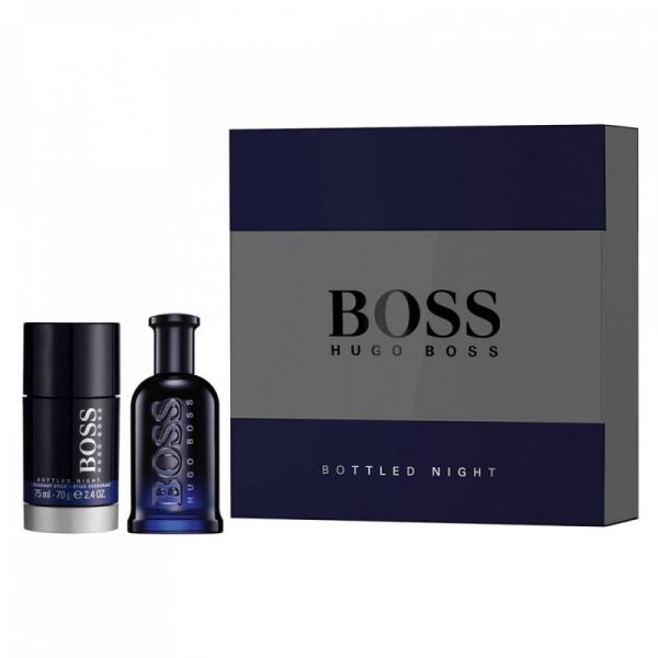"Hugo Boss ""Bottled Night"" Rinkinys."