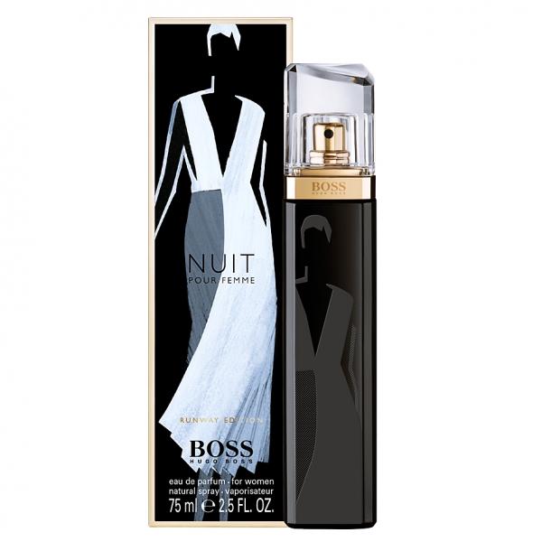 """Hugo Boss """"Nuit Pour Femme Runway Edition"""" 75ml. EDP"""
