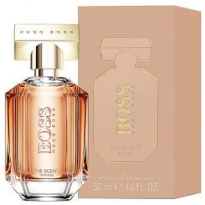 "Hugo Boss ""The Scent Intense For Her"" 50ml. EDP Testeris"
