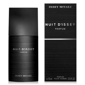 "Issey Miyake ""Nuit D'issey Parfum"" 75ml. EDP"