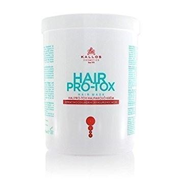 "KALLOS ""HAIR PRO-TOX ANTI-HAIR LOSS AMPOULE"" ŠAMPŪNAS 1000ML."