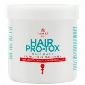 "KALLOS ""Hair Pro-Tox Anti-Hair Loss Ampoule"" Šampūnas 500ml."