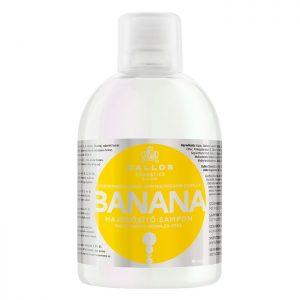 "KALLOS šampūnas ""Banana"" 1000ml."