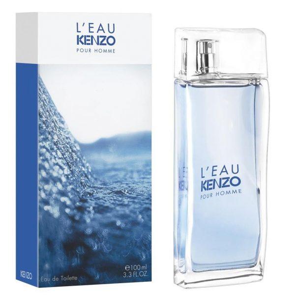 "Kenzo ""L'eau Kenzo Pour Homme"" 100ml. EDT"
