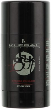 "Kleral ""Black out II String puller Stick wax""  75ml."