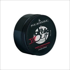 "Kleral ""Black out VIII Hair Chewingum Extra Hold"" 100ml."