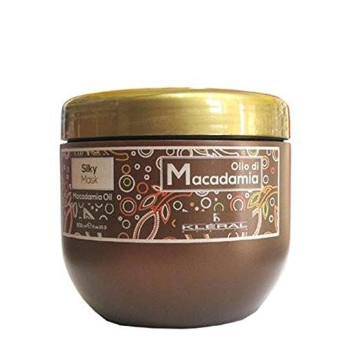 """KLERAL """"Macadamia Kaukė"""" 500ML."""