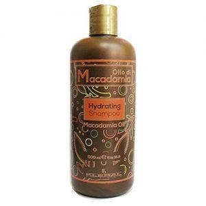 KLERAL-Macadamia drėkinantis šampūnas 500ml.