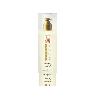 "Kleral milk ""Wheat milk moisturizing cream gel"" 200ml."