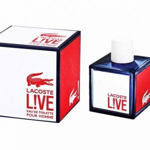 """Lacoste """"Live Pour Homme"""" 100ml. EDT Testeris"""