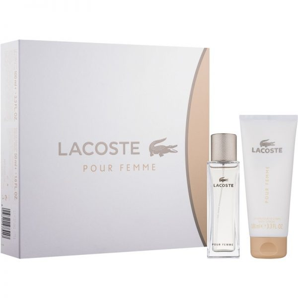 "LACOSTE ""Pour Femme"" Rinkinys"