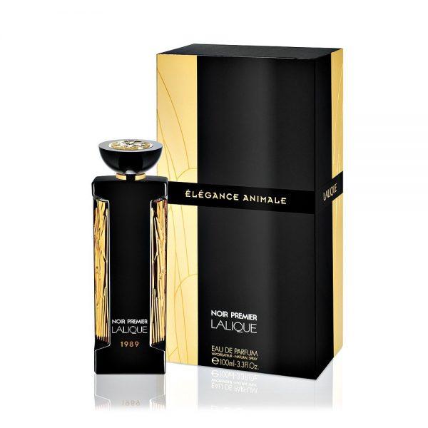 """Lalique Noir Premier """"Elegance Animale"""" 100ml. EDP Testeris"""